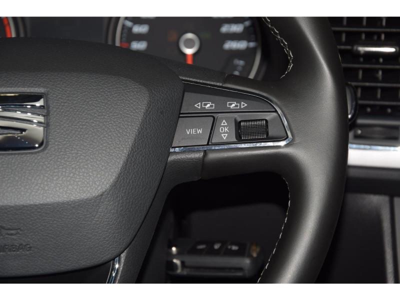 Seat Leon Sportstourer 2.0 16V TDI - 150 - BV DSG 7  SPORTSTOURER 2020 Blanc occasion à Riorges - photo n°17