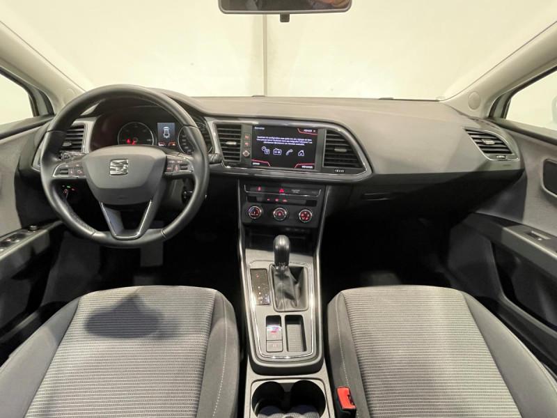 Seat Leon Sportstourer 2.0 16V TDI - 150 - BV DSG 7  SPORTSTOURER 2020 Blanc occasion à Riorges - photo n°11