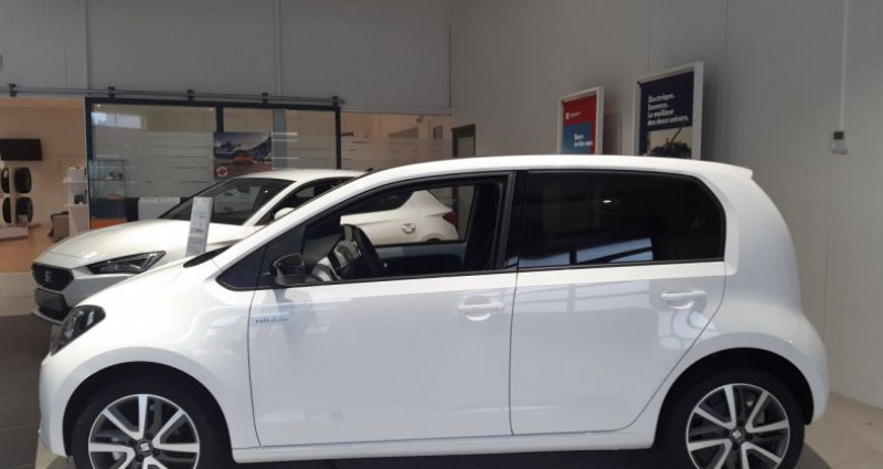 Seat Mii ELECTRIC Electric 83 ch Plus Blanc occasion à Bourgogne - photo n°3