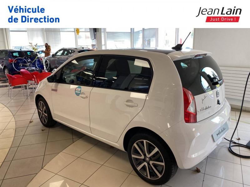 Seat Mii Mii Electric 83 ch Plus 5p Blanc occasion à Ville-la-Grand - photo n°7