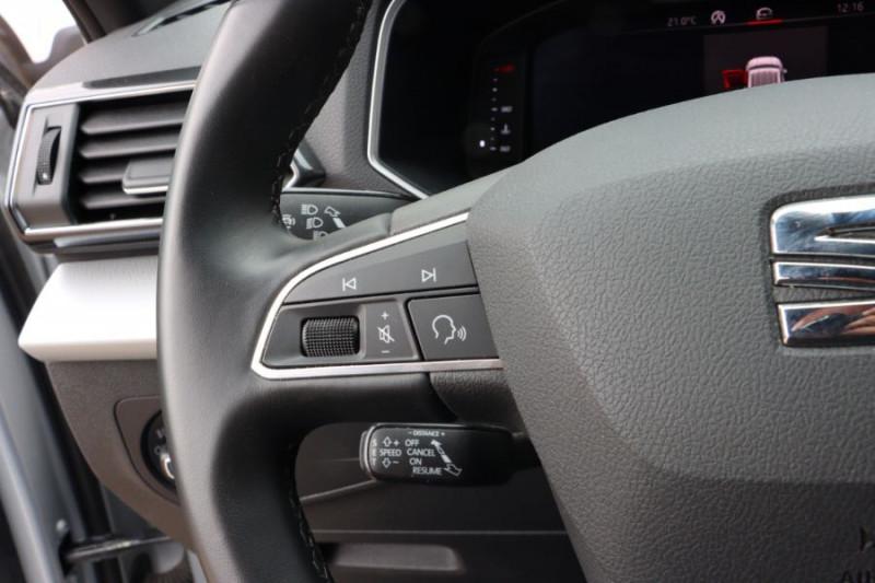 Seat Tarraco 2.0 TDI 150 BV6 BUSINESS GPS FULL LEDS JA 18 Gris occasion à Castelculier - photo n°17