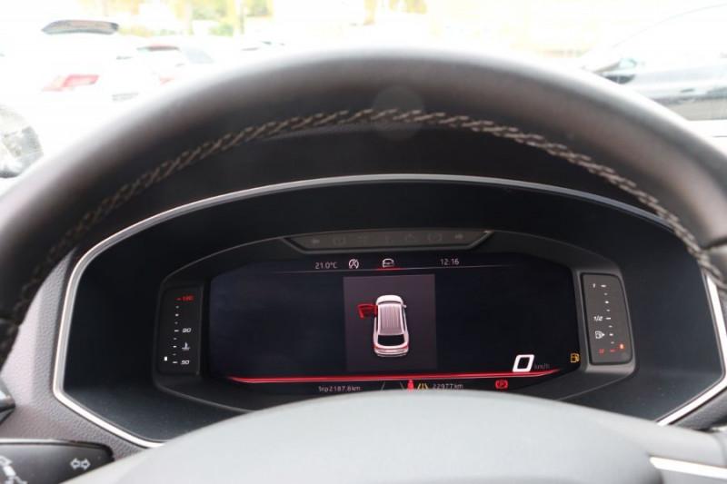 Seat Tarraco 2.0 TDI 150 BV6 BUSINESS GPS FULL LEDS JA 18 Gris occasion à Castelculier - photo n°15