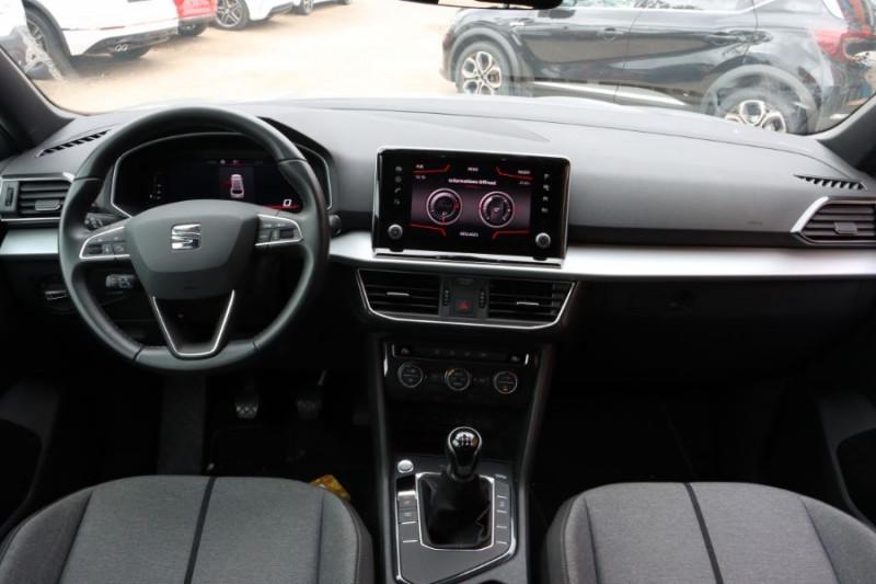 Seat Tarraco 2.0 TDI 150 BV6 BUSINESS GPS FULL LEDS JA 18 Gris occasion à Castelculier - photo n°8