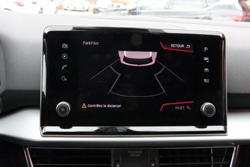 Seat Tarraco 2.0 TDI 150 BV6 BUSINESS GPS FULL LEDS JA 18 Gris occasion à Castelculier - photo n°19