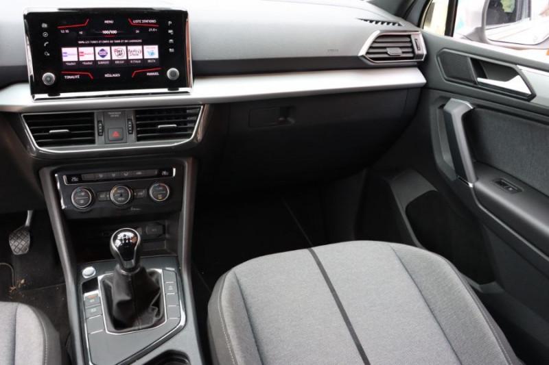 Seat Tarraco 2.0 TDI 150 BV6 BUSINESS GPS FULL LEDS JA 18 Gris occasion à Castelculier - photo n°10
