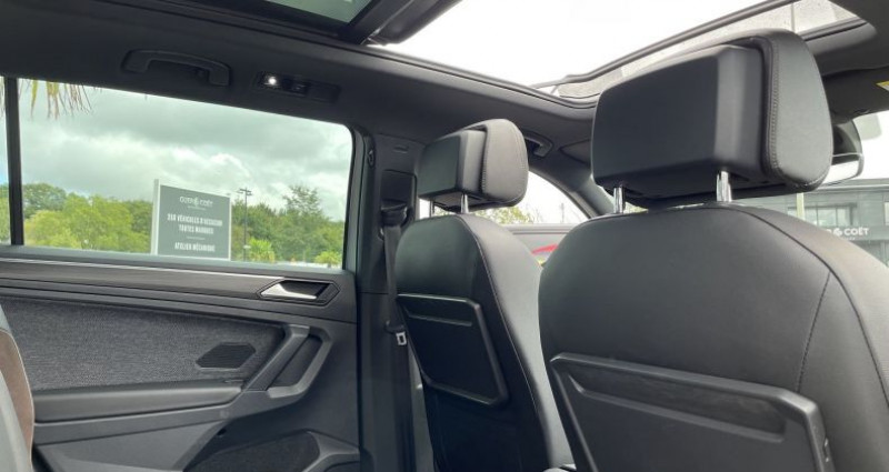 Seat Tarraco 2.0 TDI 150CH XCELLENCE 7 PLACES Gris occasion à GUER - photo n°5