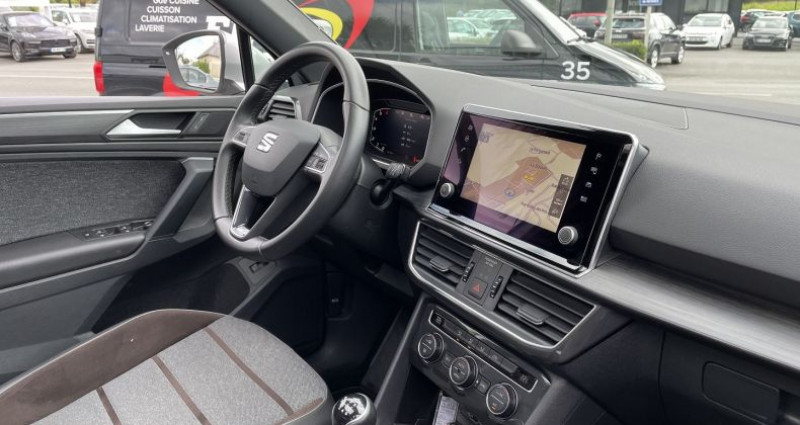 Seat Tarraco 2.0 TDI 150CH XCELLENCE 7 PLACES Gris occasion à GUER - photo n°4