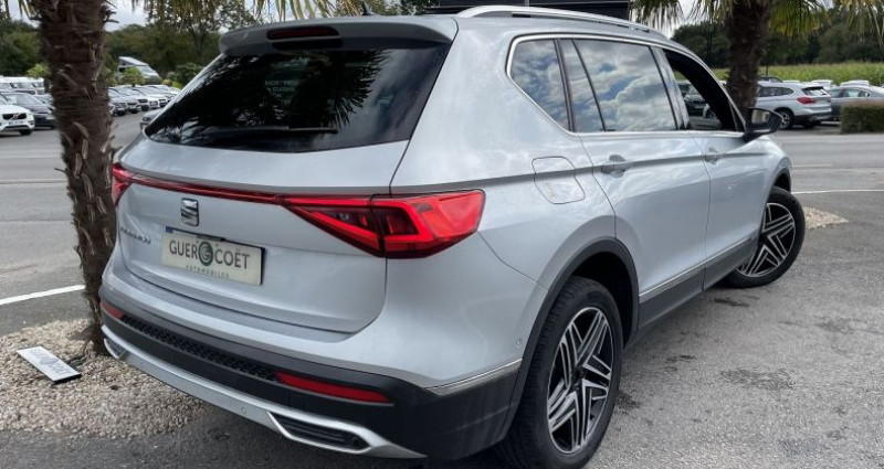 Seat Tarraco 2.0 TDI 150CH XCELLENCE 7 PLACES Gris occasion à GUER - photo n°2