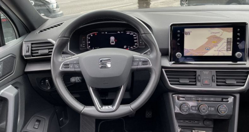 Seat Tarraco 2.0 TDI 150CH XCELLENCE 7 PLACES Gris occasion à GUER - photo n°7