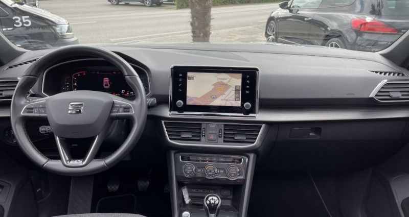 Seat Tarraco 2.0 TDI 150CH XCELLENCE 7 PLACES Gris occasion à GUER - photo n°6