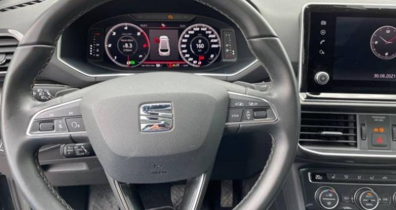 Seat Tarraco 2.0 TDI 190 ch Start/Stop DSG7 4Drive 5 pl Xcellence Gris occasion à CHATILLON-SUR-SEINE - photo n°5