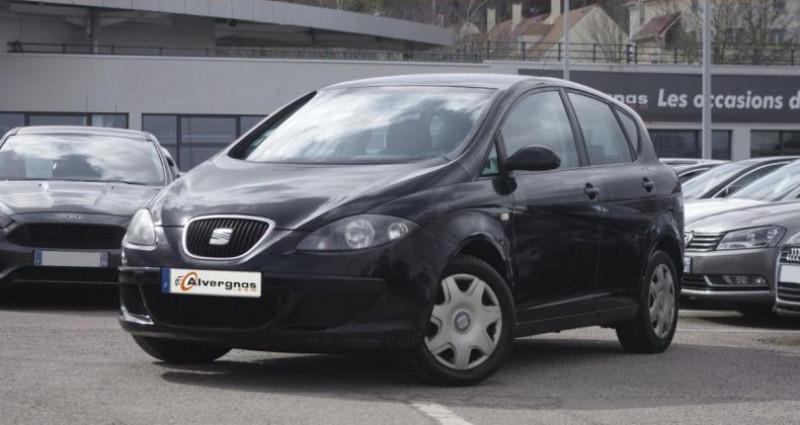 Seat Toledo III 1.9 TDI 105 PULSION Noir occasion à Chambourcy