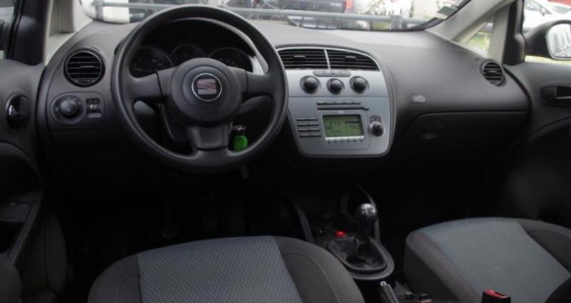 Seat Toledo III 1.9 TDI 105 PULSION Noir occasion à Chambourcy - photo n°2