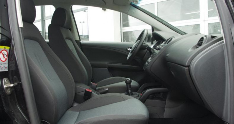 Seat Toledo III 1.9 TDI 105 PULSION Noir occasion à Chambourcy - photo n°3