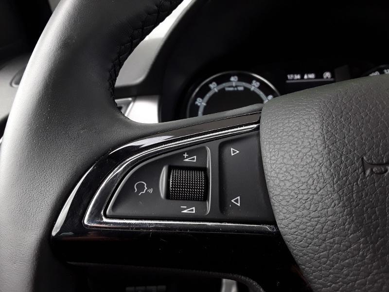 Skoda Fabia 1.0 TSI 110ch Drive 125 ans Euro6dT Gris occasion à LESCAR - photo n°20