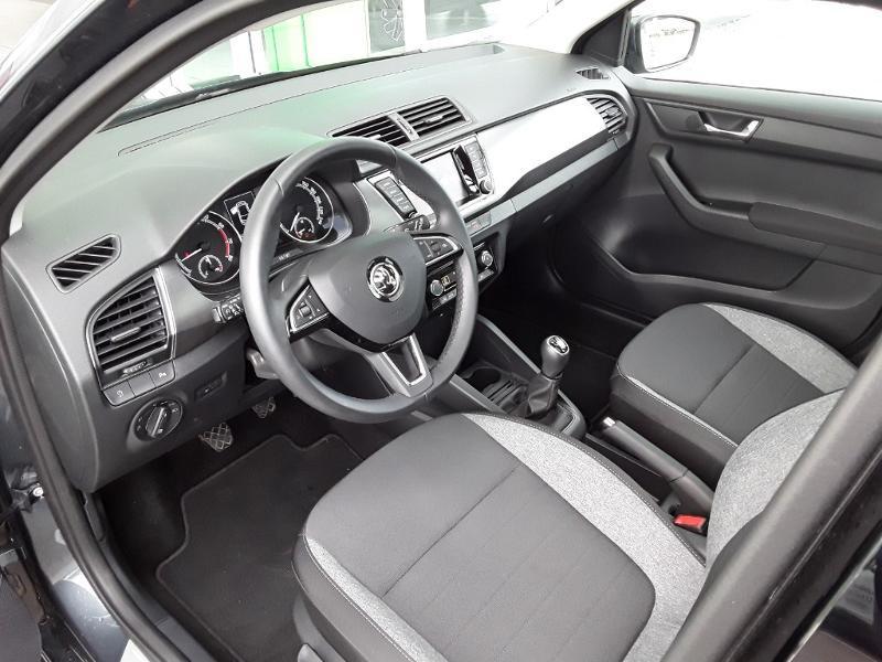Skoda Fabia 1.0 TSI 110ch Drive 125 ans Euro6dT Gris occasion à LESCAR - photo n°12