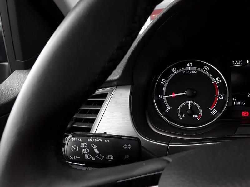 Skoda Fabia 1.0 TSI 110ch Drive 125 ans Euro6dT Gris occasion à LESCAR - photo n°17