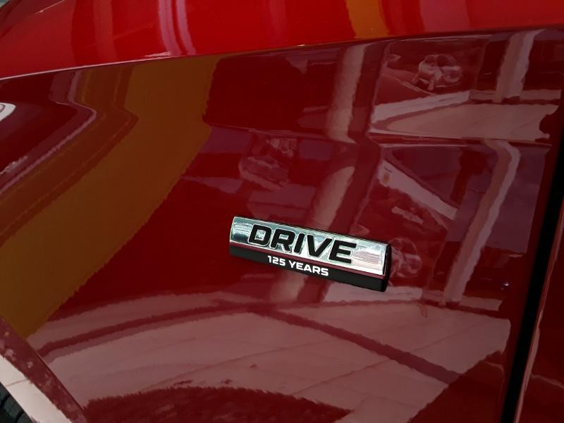 Skoda Fabia 1.0 TSI 95ch Drive 125 ans Euro6d-T Rouge occasion à LESCAR - photo n°8