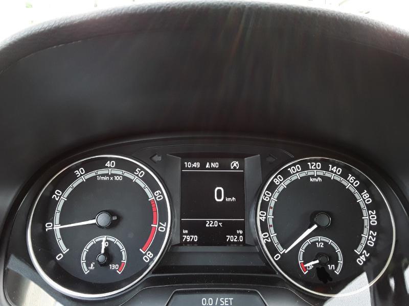 Skoda Fabia 1.0 TSI 95ch Drive 125 ans Euro6d-T Rouge occasion à LESCAR - photo n°9
