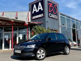Skoda Fabia Noir, garage BS CARS.COM à Castelmaurou
