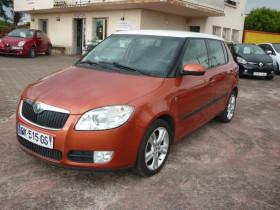 Skoda Fabia 1.6 TDI105 FAP Experience Orange 2011 - annonce de voiture en vente sur Auto Sélection.com