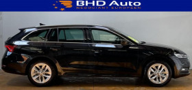 Skoda Octavia Combi Noir, garage BHD AUTO à Biganos