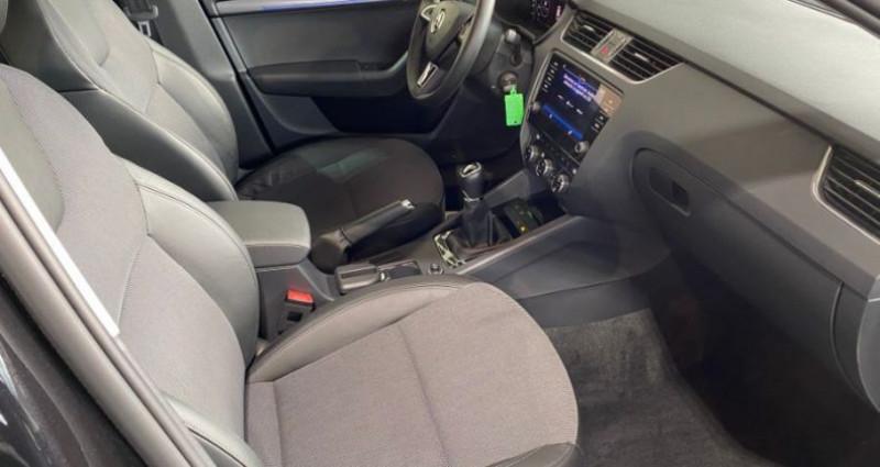 Skoda Octavia Combi 1.6l TDI 116 CH SCR FAP DESIGN GPS Noir occasion à COURNON D'AUVERGNE - photo n°5