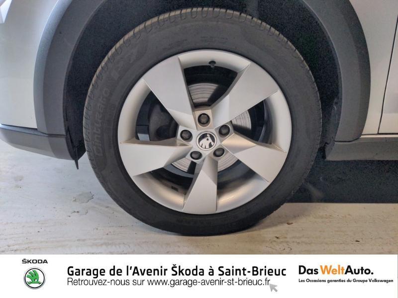 Skoda Octavia 2.0 TDI 150ch SCR Scout 4x4 DSG7 Euro6d-T Gris occasion à Saint Brieuc - photo n°17