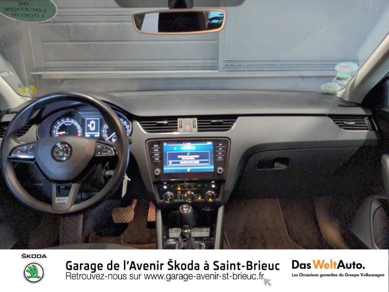 Skoda Octavia 2.0 TDI 150ch SCR Scout 4x4 DSG7 Euro6d-T Gris occasion à Saint Brieuc - photo n°7