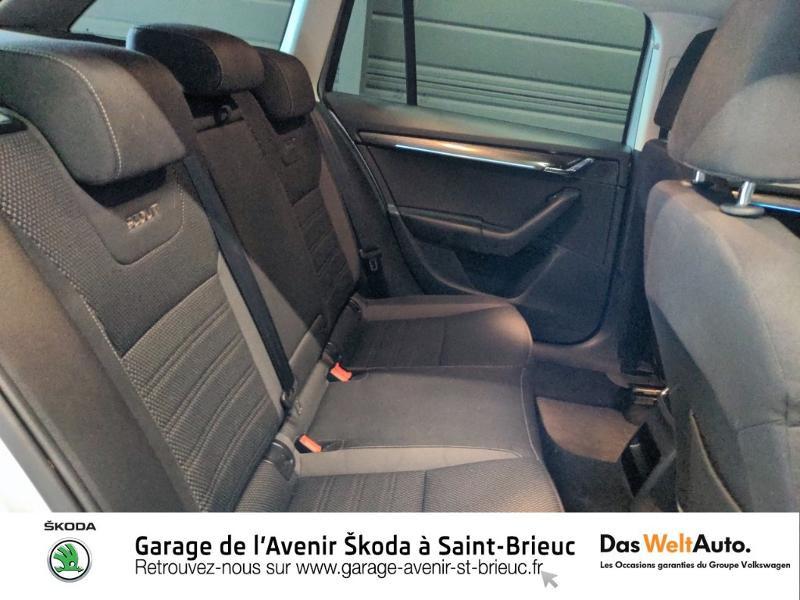 Skoda Octavia 2.0 TDI 150ch SCR Scout 4x4 DSG7 Euro6d-T Gris occasion à Saint Brieuc - photo n°15