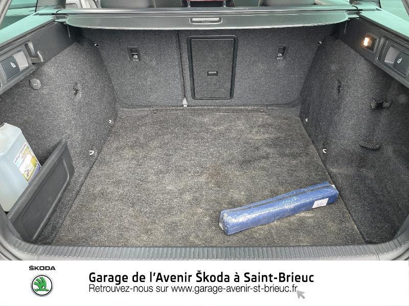 Skoda Octavia 2.0 TDI 184ch SCR RS DSG7 Euro6d-T Gris occasion à Saint Brieuc - photo n°12