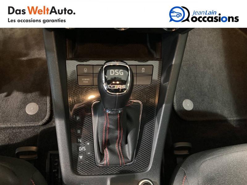 Skoda Octavia Octavia Combi 2.0 TDI 184 ch SCR FAP DSG7 RS 5p Blanc occasion à Voiron - photo n°13