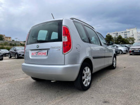 Skoda Roomster 1.6 TDI90 FAP Ambition - 103 000 Kms Gris occasion à Marseille 10 - photo n°6
