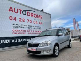 Skoda Roomster Gris, garage AUTODROME à Marseille 10