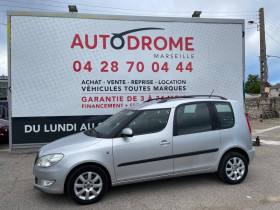 Skoda Roomster 1.6 TDI90 FAP Ambition - 103 000 Kms Gris occasion à Marseille 10 - photo n°4
