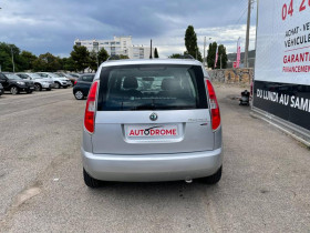 Skoda Roomster 1.6 TDI90 FAP Ambition - 103 000 Kms Gris occasion à Marseille 10 - photo n°7