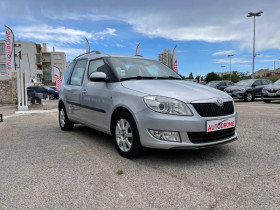 Skoda Roomster 1.6 TDI90 FAP Ambition - 103 000 Kms Gris occasion à Marseille 10 - photo n°3