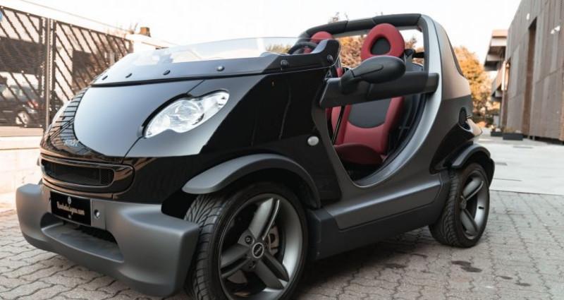 Smart Crossblade MICROCOMPACT CROSS C BLADE Noir occasion à Reggio Emilia