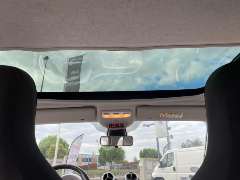 Smart Forfour 71CH PASSION Bleu occasion à Colomiers - photo n°7