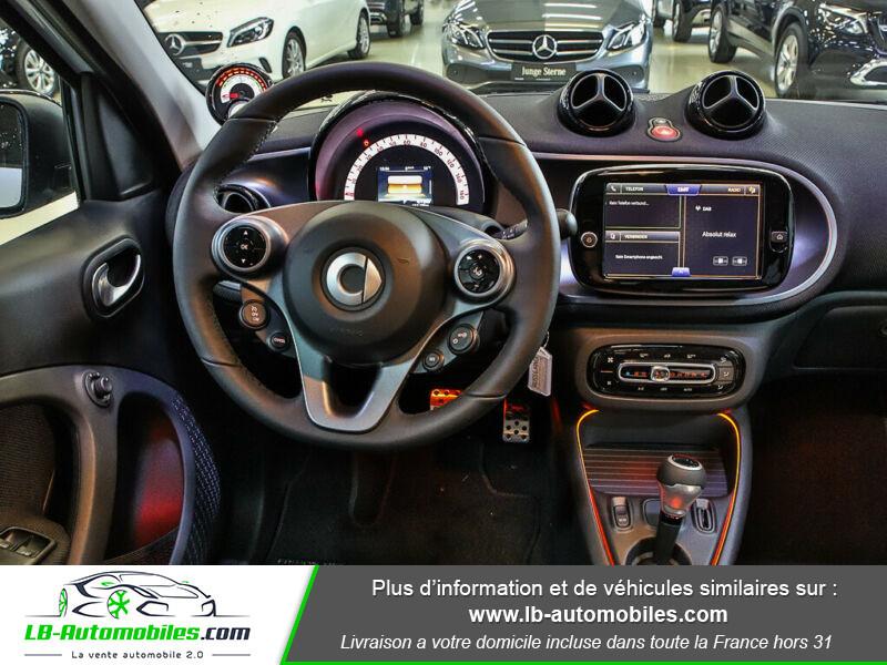 Smart Forfour 82 ch Electrique BVA1 Blanc occasion à Beaupuy - photo n°2