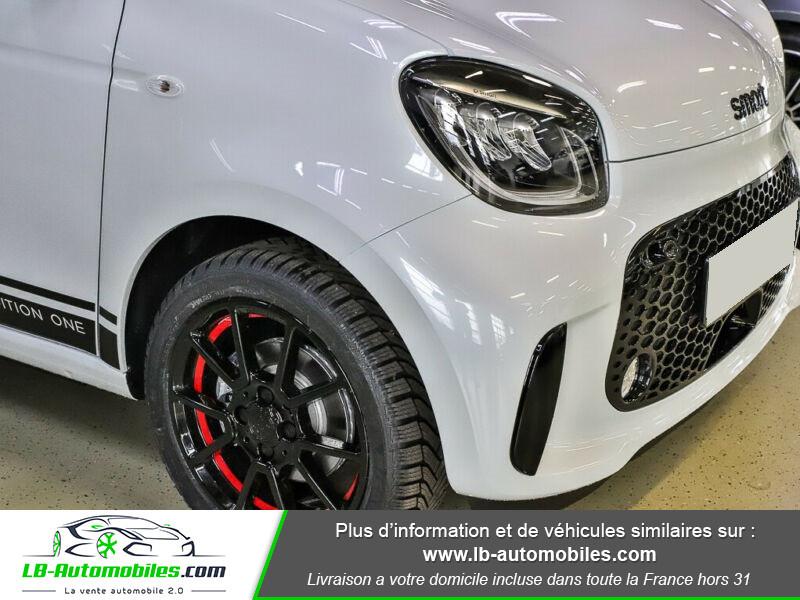 Smart Forfour 82 ch Electrique BVA1 Blanc occasion à Beaupuy - photo n°7