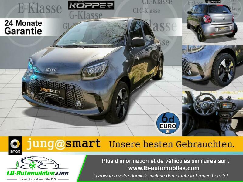 Smart Forfour 82 ch Electrique BVA1 Gris occasion à Beaupuy - photo n°9