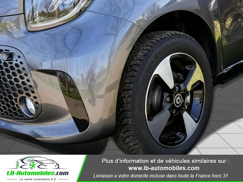 Smart Forfour 82 ch Electrique BVA1 Gris occasion à Beaupuy - photo n°8