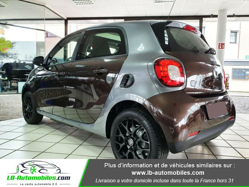 Smart Forfour 82 ch Electrique BVA1 Marron occasion à Beaupuy - photo n°3