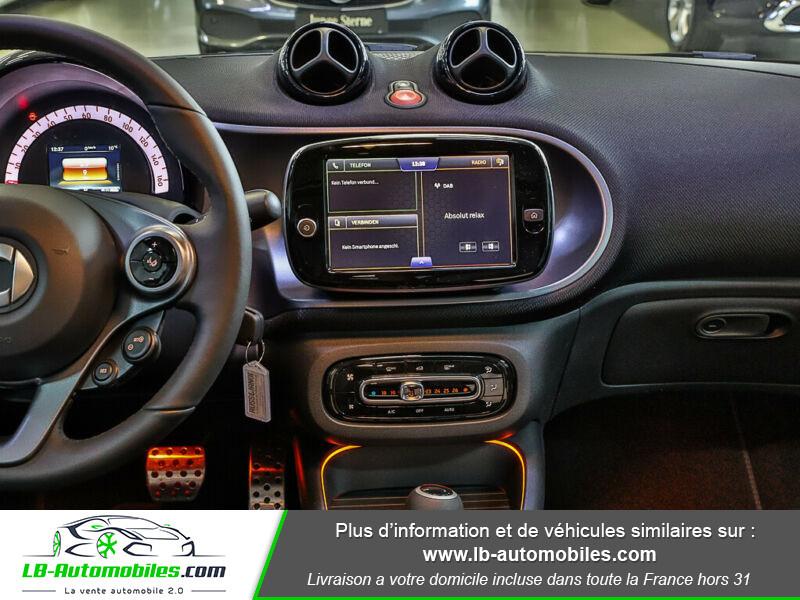 Smart Forfour 82 ch Electrique BVA1 Blanc occasion à Beaupuy - photo n°6