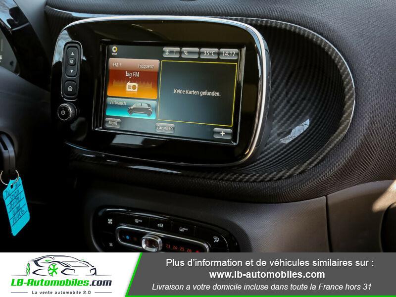 Smart Forfour 82 ch Electrique BVA1 Gris occasion à Beaupuy - photo n°6