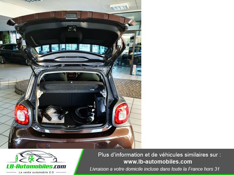 Smart Forfour 82 ch Electrique BVA1 Marron occasion à Beaupuy - photo n°8