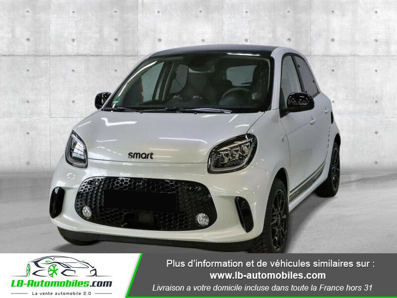 Smart Forfour 82 ch Electrique BVA1 Blanc occasion à Beaupuy