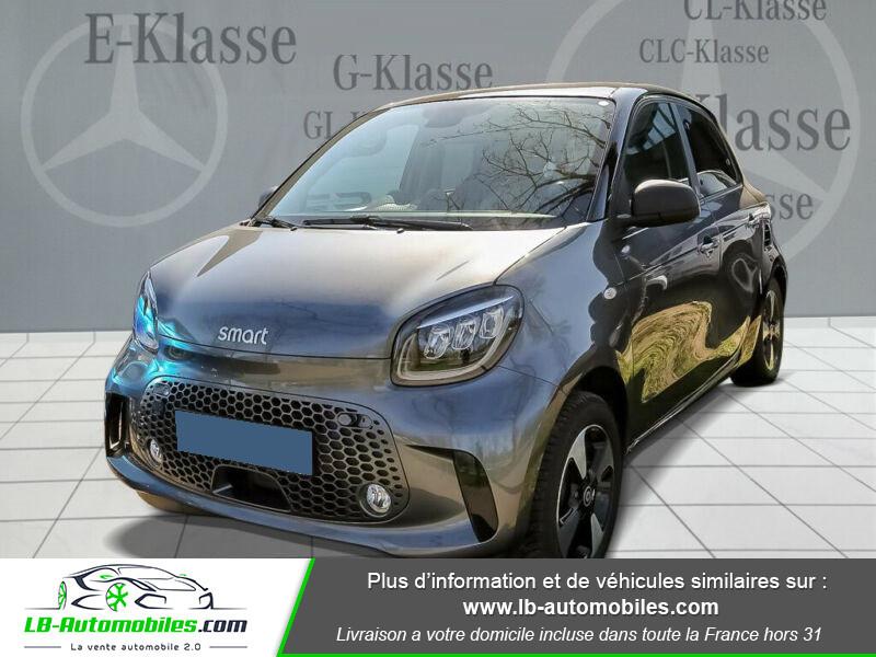 Smart Forfour 82 ch Electrique BVA1 Gris occasion à Beaupuy