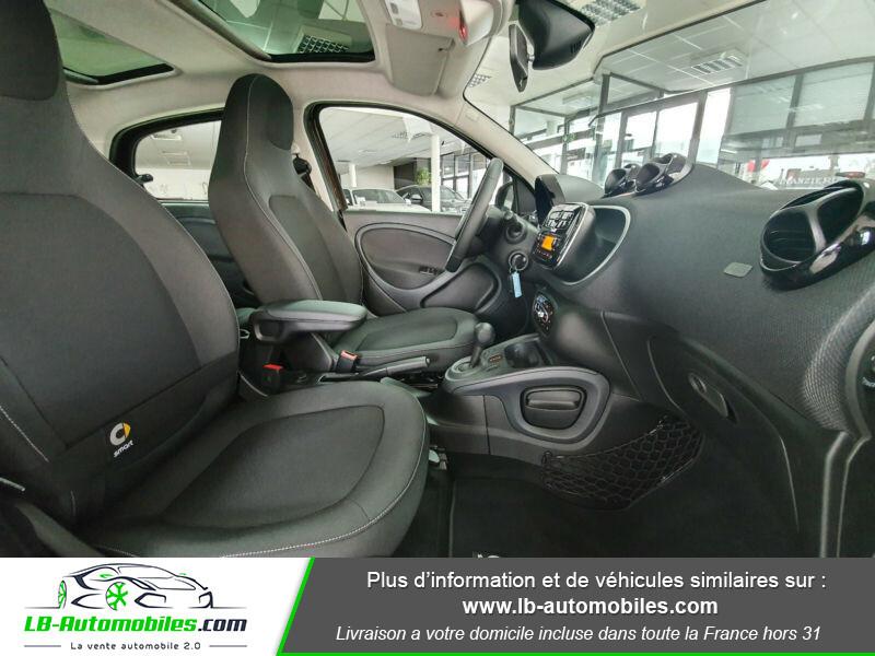 Smart Forfour 82 ch Electrique BVA1 Marron occasion à Beaupuy - photo n°4
